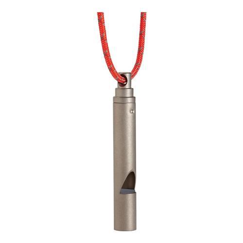 Vargo Titanium Emergency Whistle Titanium