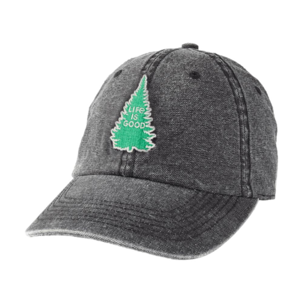 Life is Good LIG Pine Sunworn Chill Cap JETBLACK