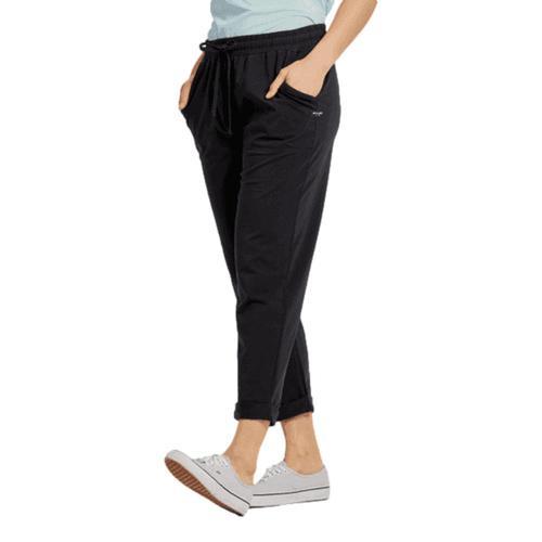 Life is Good Women's Crusher-Flex Pants Jetblack