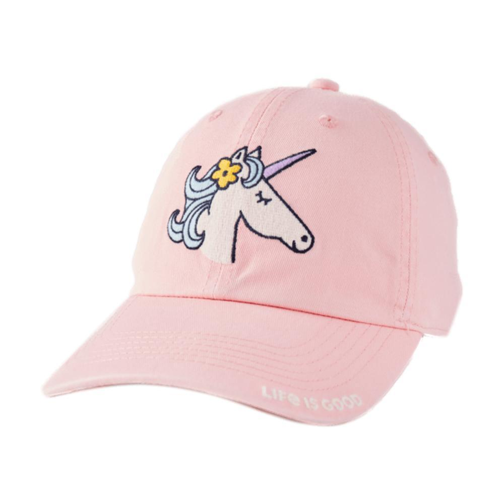 Life is Good Kids One of a Kind Chill Cap HPYPINK