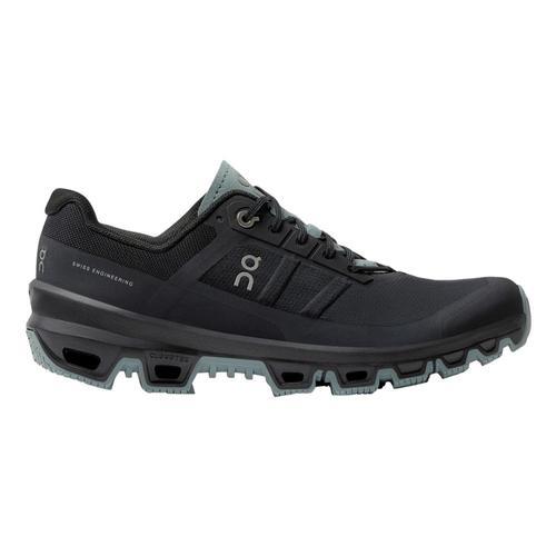 On Women's Cloudventure Running Shoes Blk.Cobl