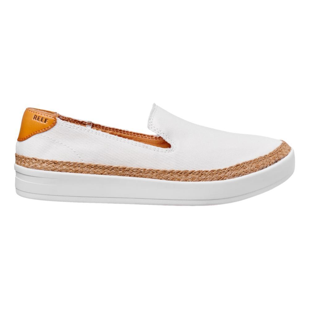 Reef Brazil Women's Cushion Sunrise Shoe WHITE