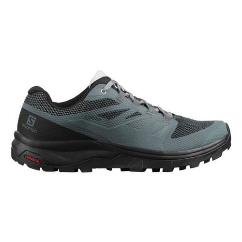 Salomon Women's OUTline GTX Hiking Shoes Strm.Blk.Lnr