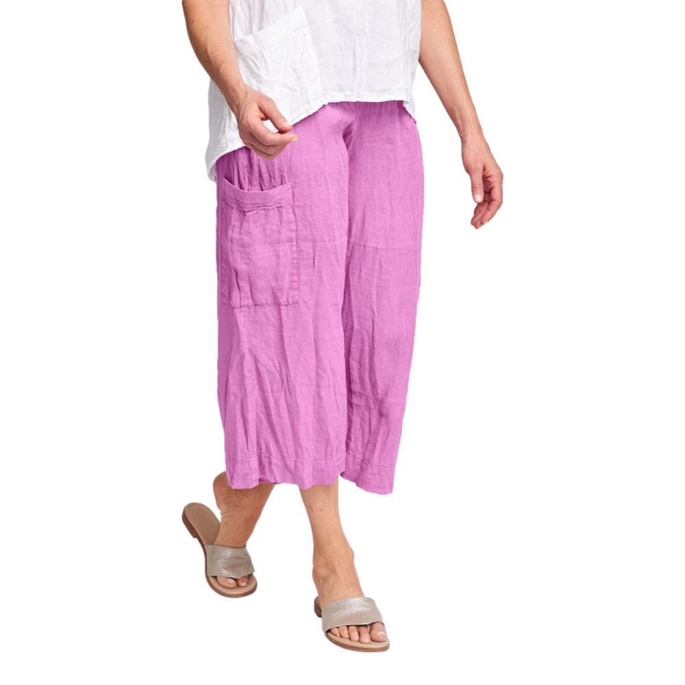 FLAX Women's Full Time Pants PEONY
