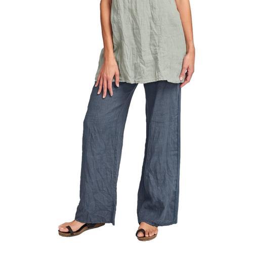 FLAX Women's Plaza Pants Slate
