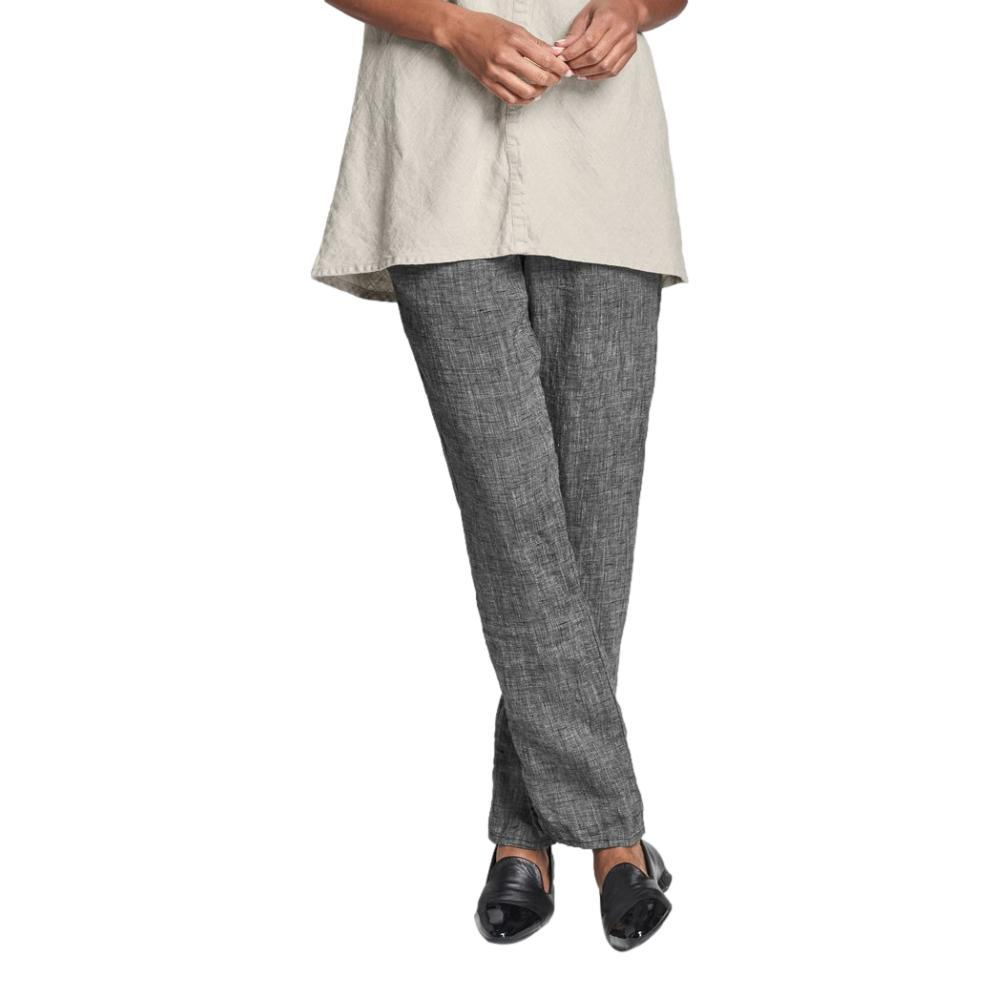 FLAX Women's Pocketed Social Pants ONYXYARN