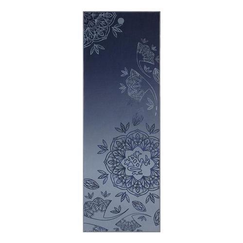 Manduka Yogitoes Yoga Mat Towel LILY_PAD_GREY