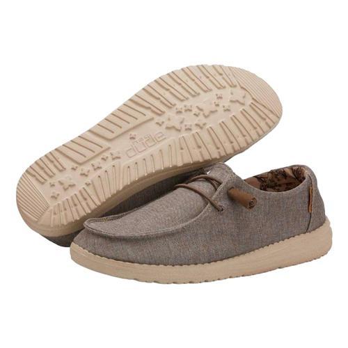 Hey Dude Women's Wendy Stretch Shoe Steppa