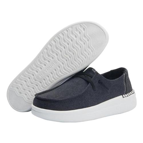 Hey Dude Women's Wendy Rise Shoes Black