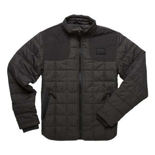 Howler Brothers Men's Merlin Jacket Black_bla