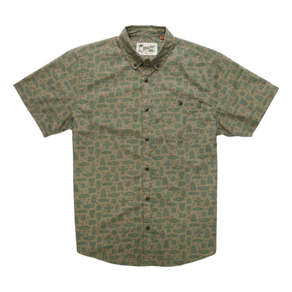 Howler Brothers Men's Mansfield Shirt GREEN_GRN