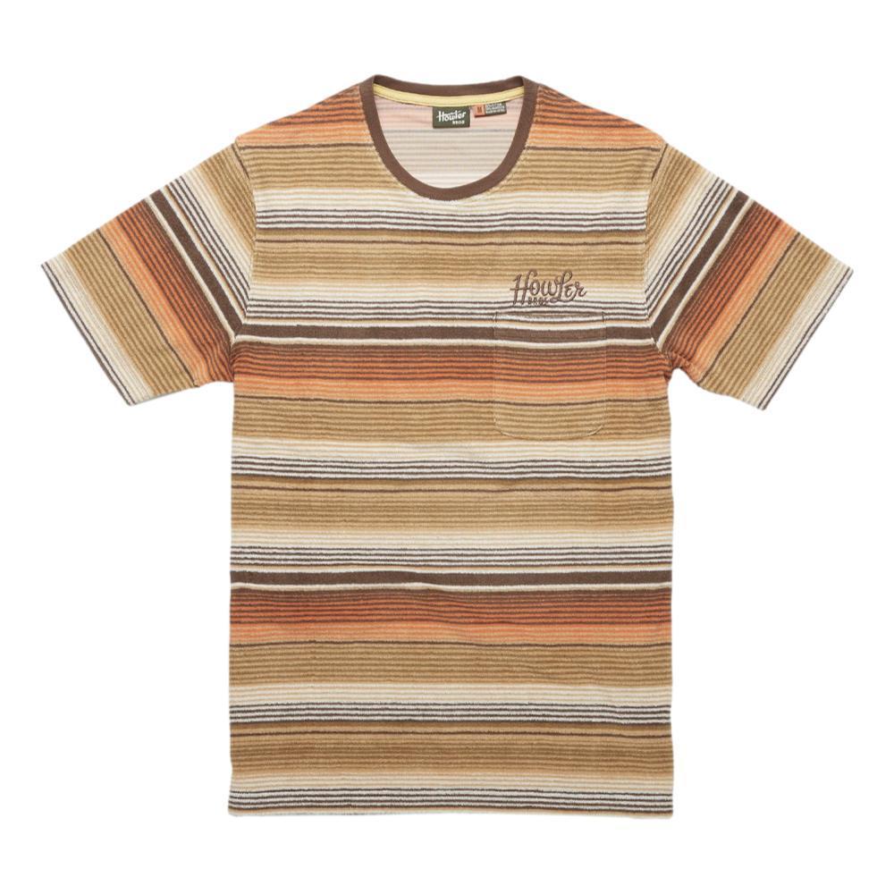 Howler Brothers Men's Terry Cloth T Shirt TERRA_KHK