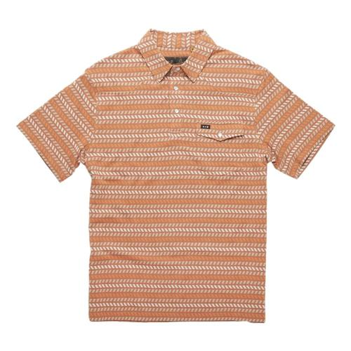 Howler Brothers Men's Ranchero Polo Shirt Clay_cly