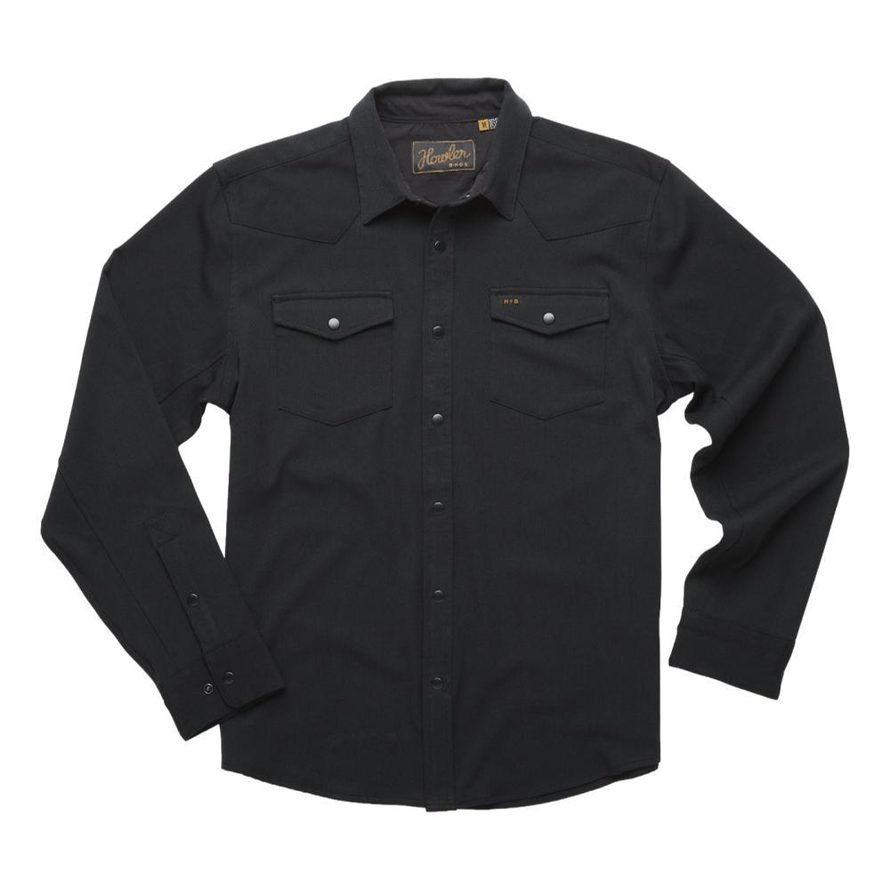 Howler Brothers Men's Stockman Stretch Snapshirt PAVEMENT_ANT