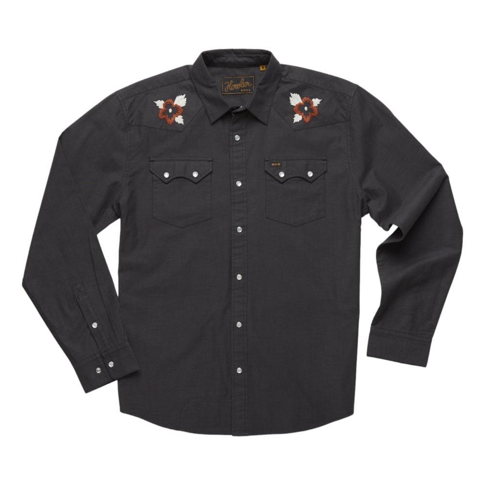 Howler Brothers Men's Crosscut Deluxe Shirt BLOSSOM_BLA