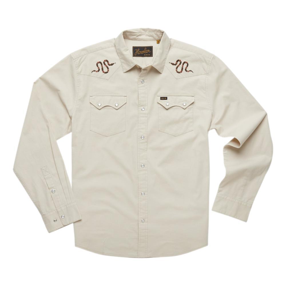 Howler Brothers Men's Crosscut Deluxe Shirt SNAKE_OFF