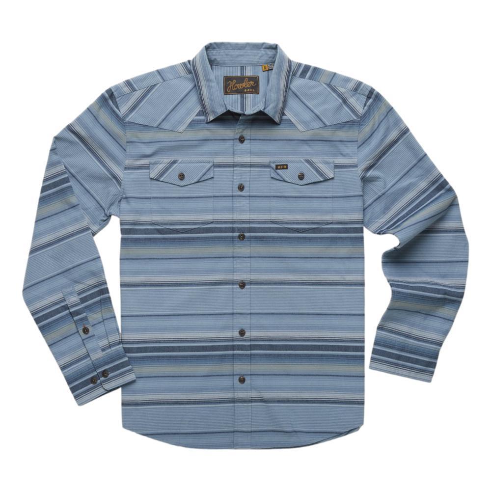 Howler Brothers Men's Sheridan Shirt BLUE_PET