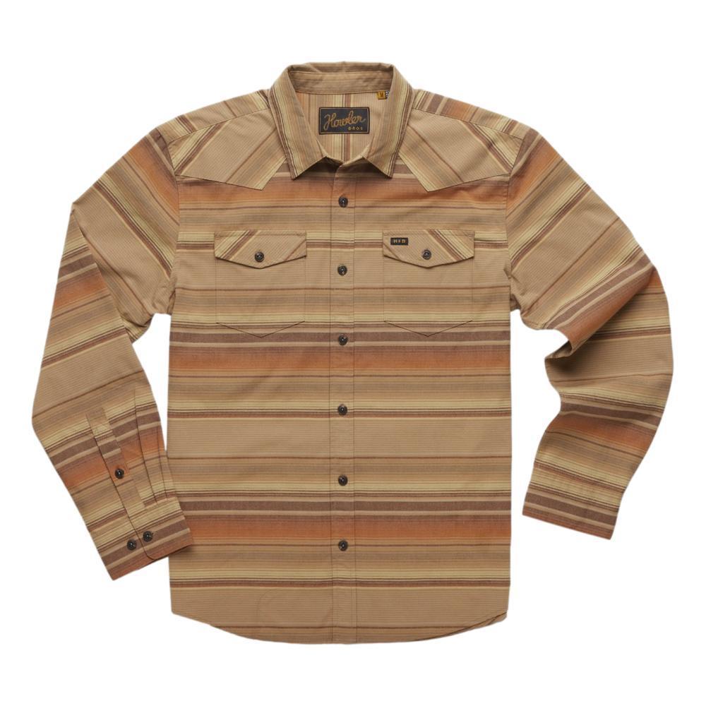 Howler Brothers Men's Sheridan Shirt COWHIDE_KHK