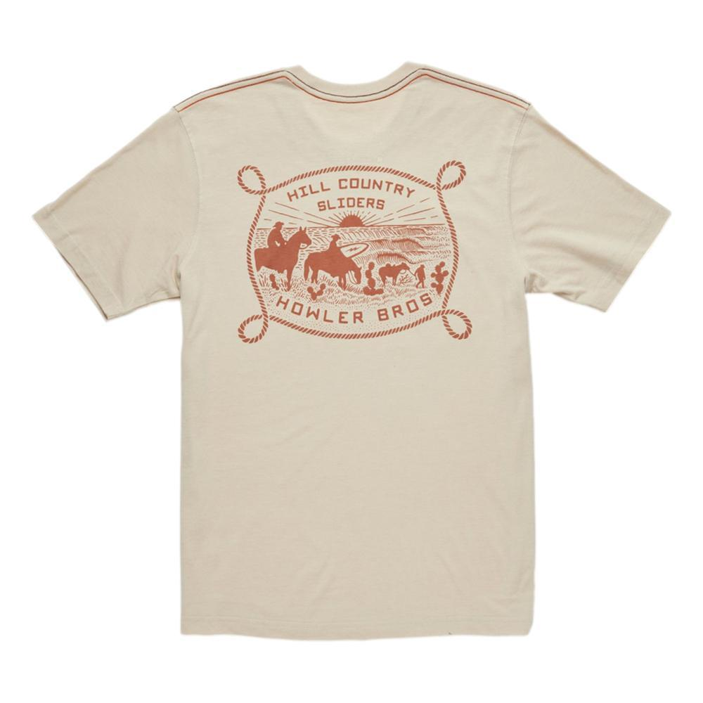 Howler Brothers Hill Country Sliders T-shirt  SAND