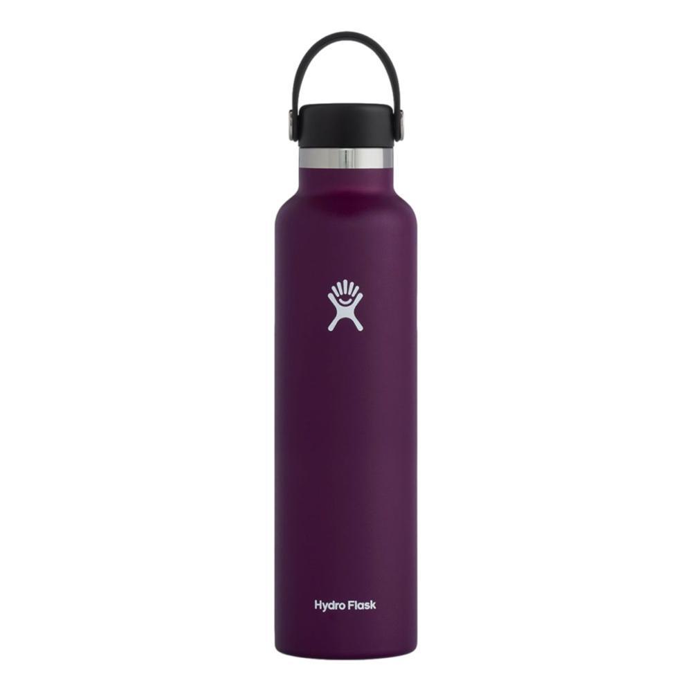 Hydro Flask Standard Mouth 24oz - Flex Cap EGGPLANT