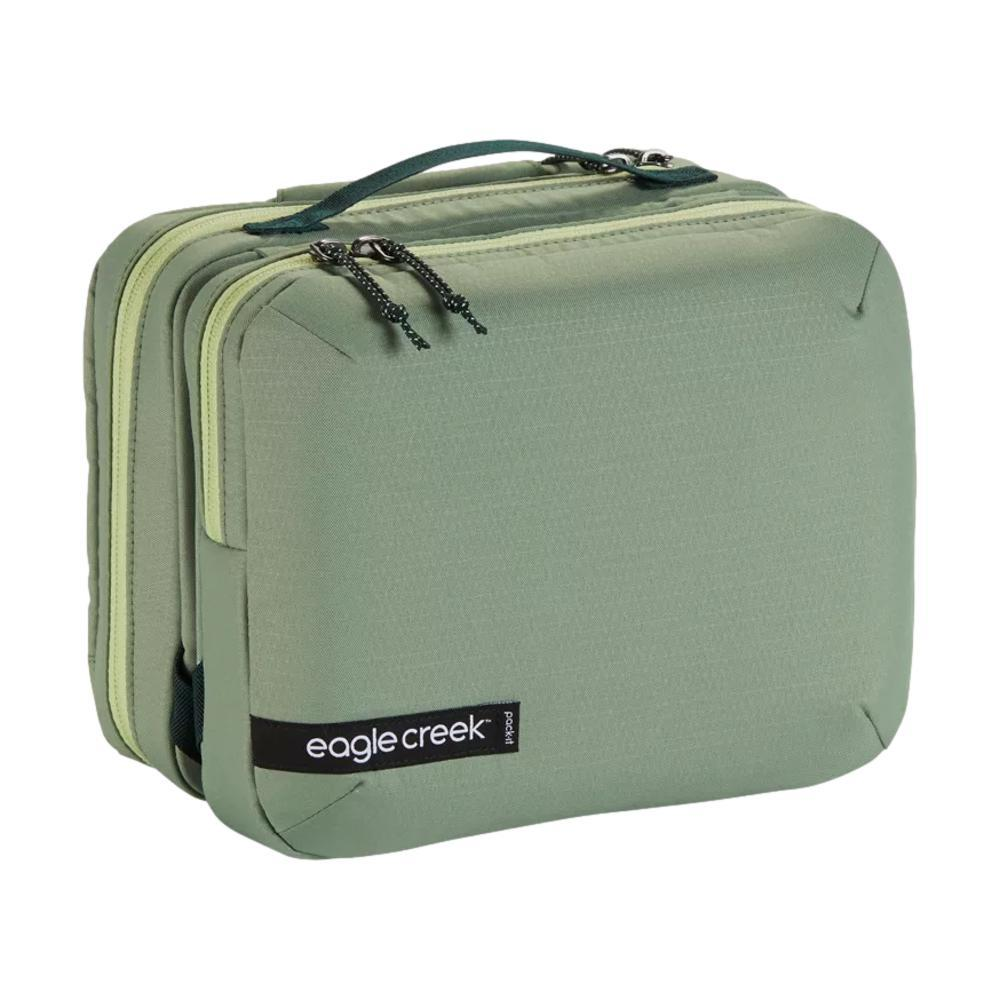 Eagle Creek Pack-It Reveal Trifold Toiletry Kit MOSSY_GRN_326