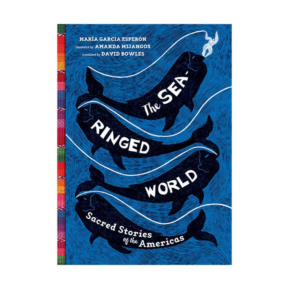 The Sea- Ringed World By Maria Garcia Esperon
