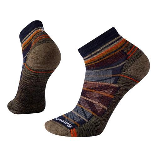 Smartwool Unisex Hike Light Cushion Pattern Ankle Socks Deepnavy_092