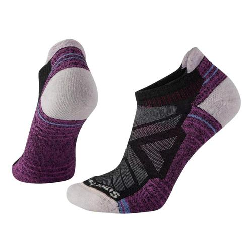 Smartwool Women's Hike Light Cushion Low Ankle Socks Charcoal_003