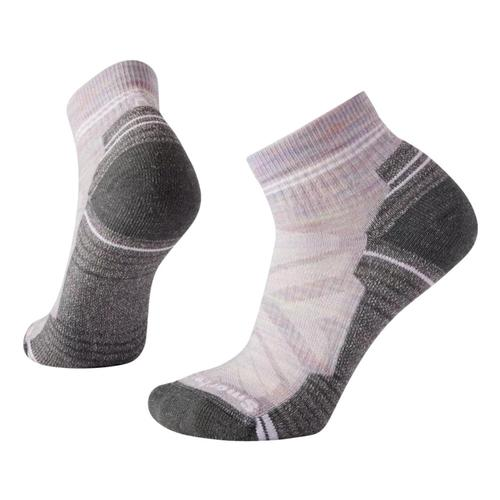 Smartwool Women's Hike Light Cushion Ankle Socks Purpleeclipse_h76