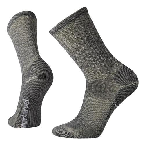 Smartwool Unisex Hike Classic Edition Light Cushion Crew Socks Lightgray_039