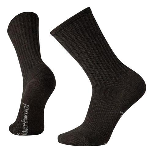 Smartwool Unisex Hike Classic Edition Light Cushion Solid Crew Socks Chestnut_207