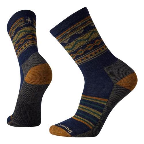 Smartwool Men's Everyday Hudson Trail Crew Socks Deepnavy_092