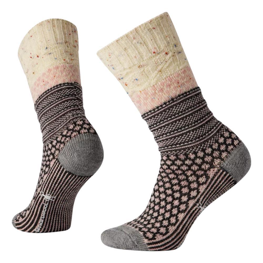 Smartwool Women's Popcorn Cable Socks PINKNECTAR_B98