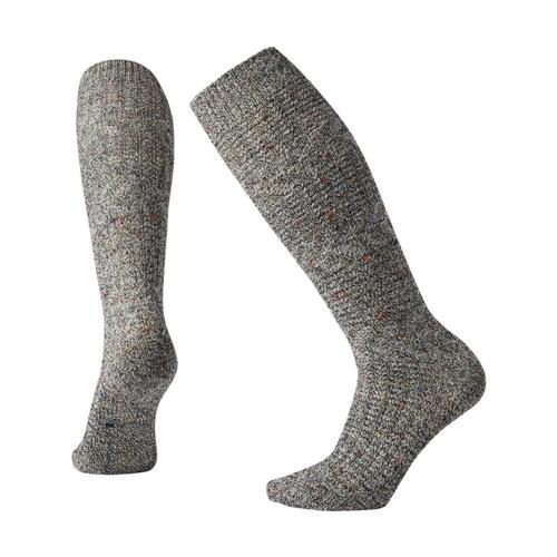 Smartwool Women's Wheat Fields Knee High Socks Blackdonegal_c26