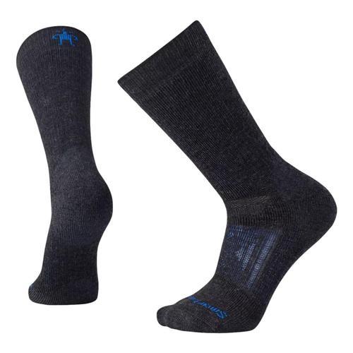 Smartwool Unisex Mountaineer Extra Cushion Crew Socks Charcoal_003