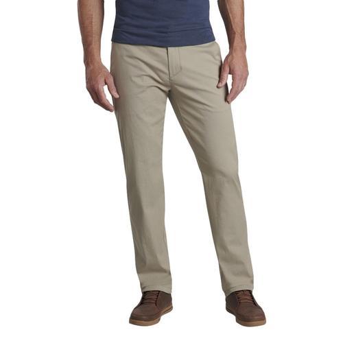 KUHL Men's Resistor Lite Chino Tapered Pants - 32in Inseam Khaki