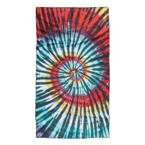 Nomadix Tie Dye Multi Ultralight Towel