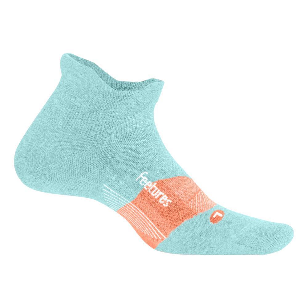 Feetures Merino 10 Ultra Light No Show Tab Socks BLUEGLASS
