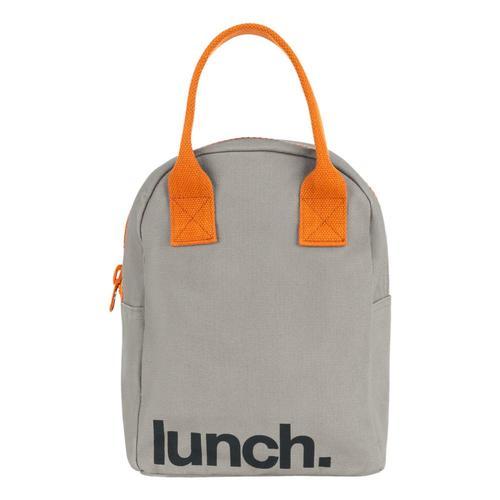 fluf Zipper Lunch Bag Gryorng