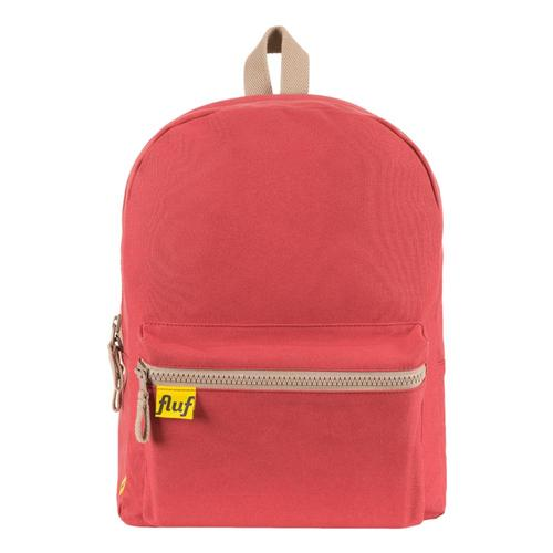 fluf B Packs Backpack Brickred
