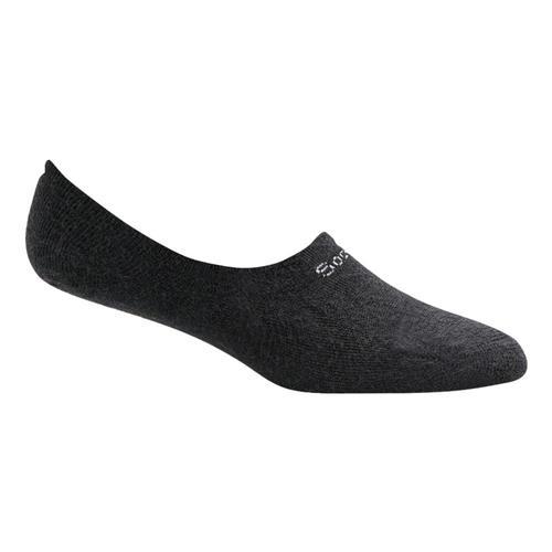 SockWell Women's Undercover Cush Essential Comfort Socks Black_900