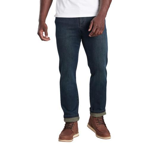 KUHL Men's Denim Klassik Pants - 32in Inseam Midnight