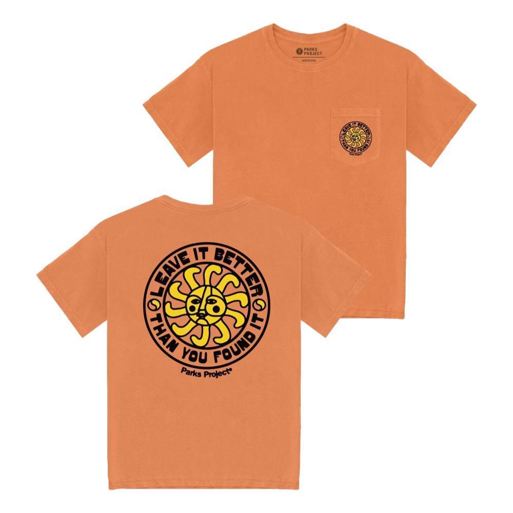 Parks Project Unisex Fun Suns Pocket T-Shirt ORAN_BUORG