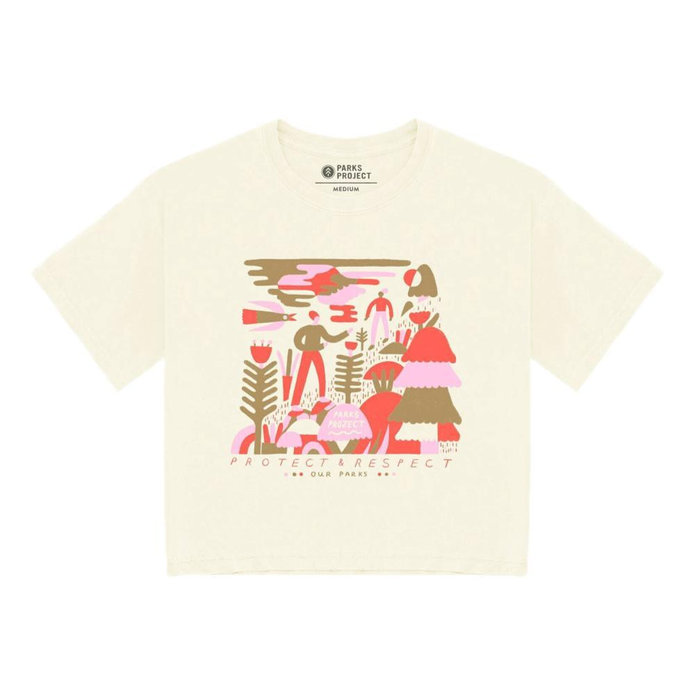 Parks Project Women's Protect and Respect Boxy T-Shirt NATURL_NAT