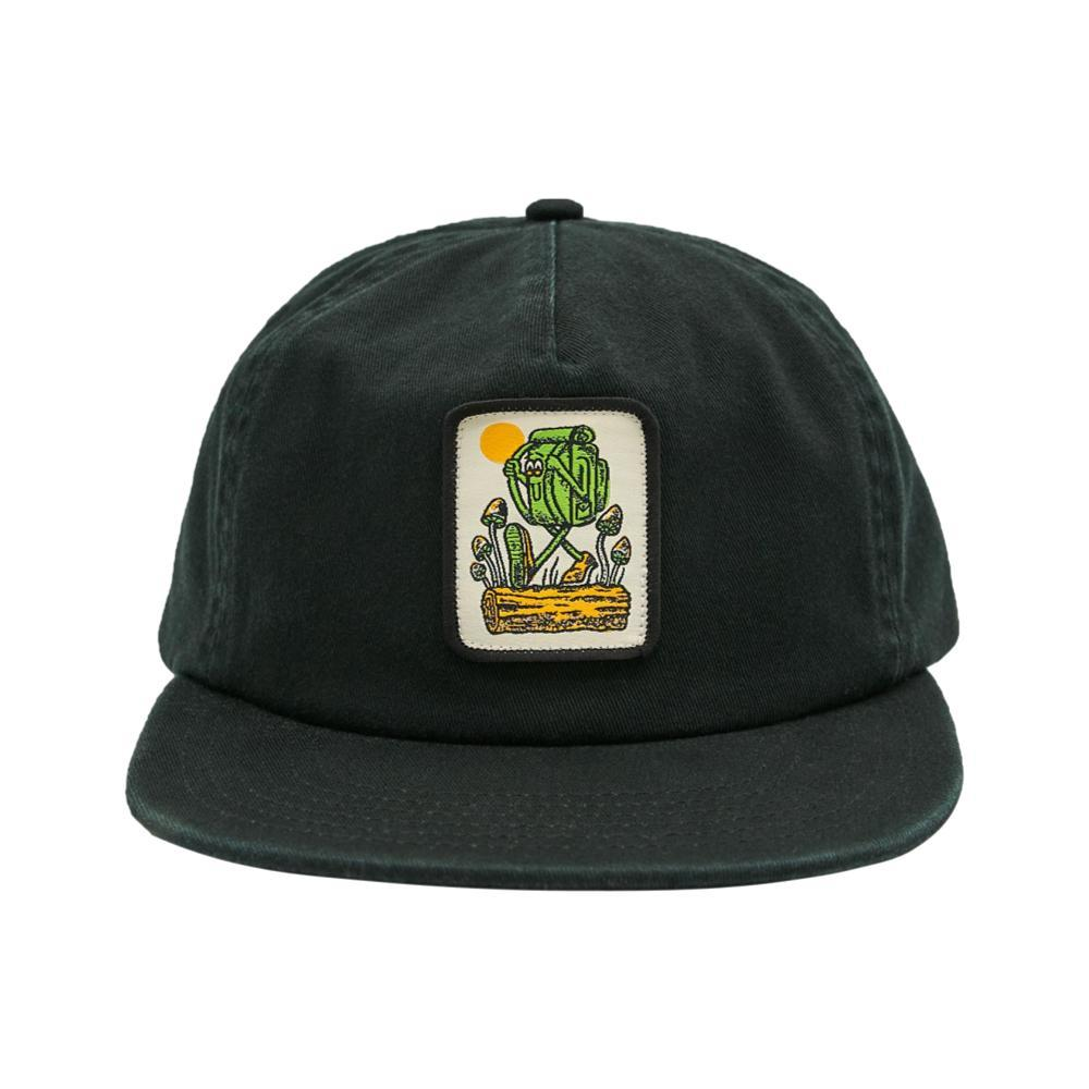Parks Project Leave No Trace Pack It Out Hat BLACK_BLK