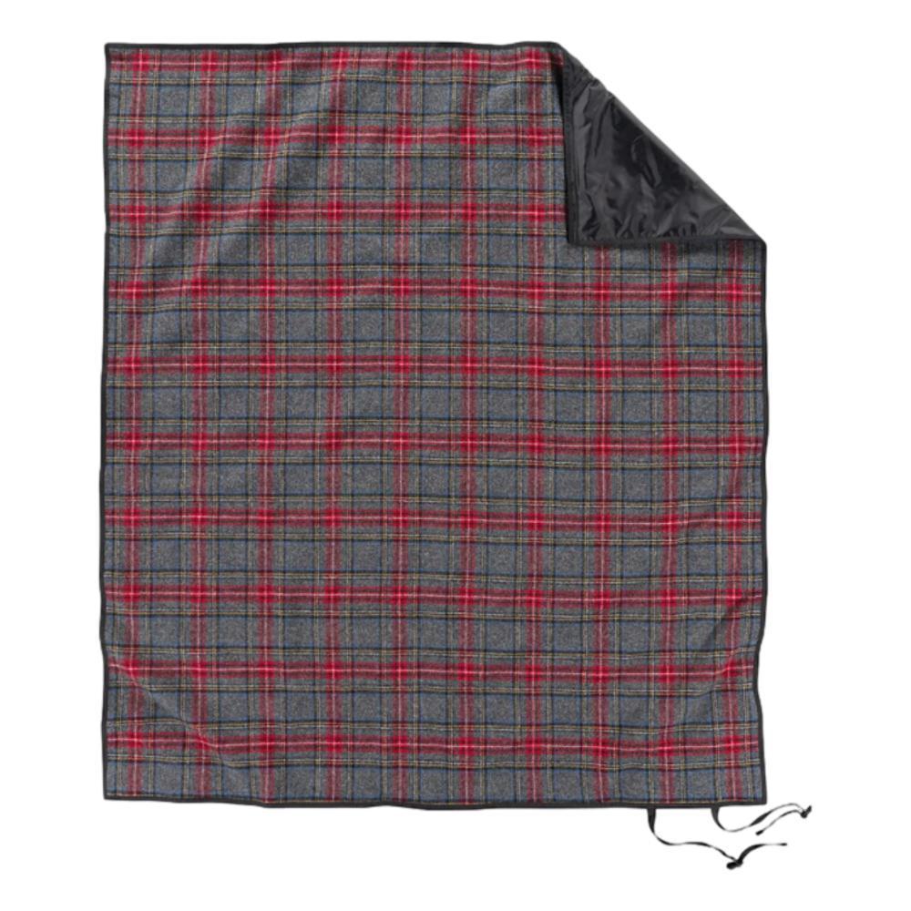 Pendleton Roll-Up Blanket CHARCOAL_STEWART