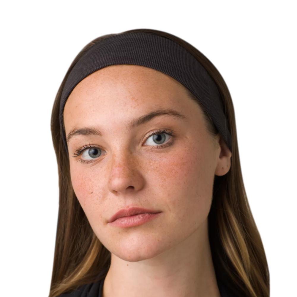 prAna Women's Reversible Headband BLACKHEATH