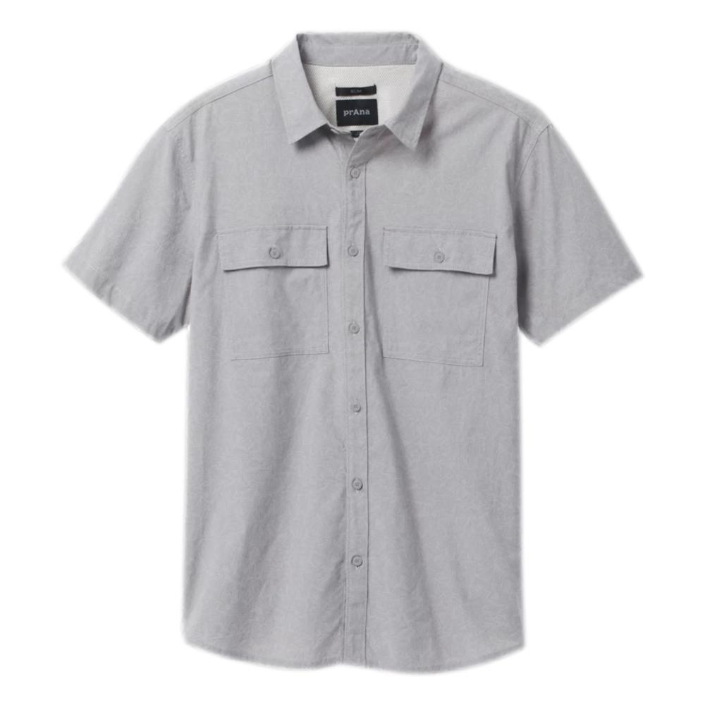 prAna Men's Sutherlin Shirt ALLOY
