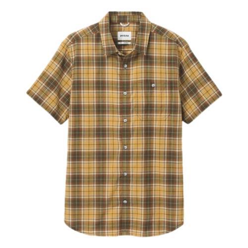 prAna Men's Intrepid Shirt Alloy