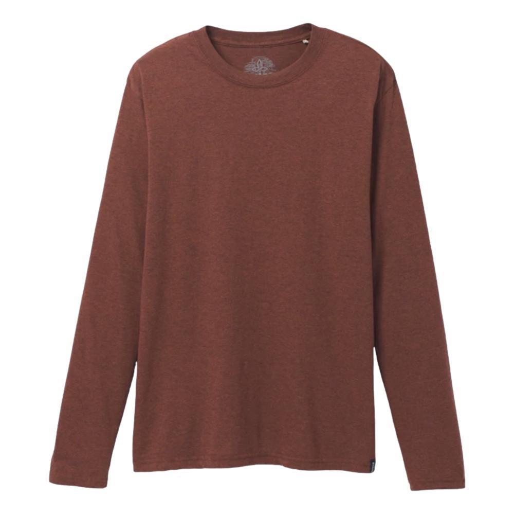 prAna Men's Long Sleeve T-Shirt CLOVEHTHR